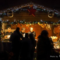 Visit us at Belfast Christmas Market