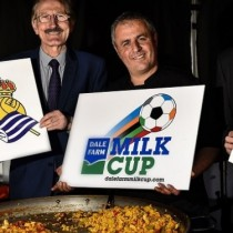 The Dale milk cup tournament bringing spanish teams to play in Northen Ireland